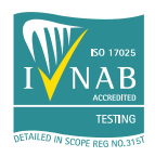 INAB Certificate of Accreditation